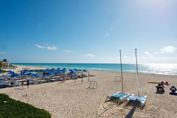 Plage - The Reef Playacar 4* Cancun Mexique