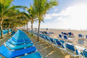 Mexique-Cancun, Hôtel Viva Wyndham Maya