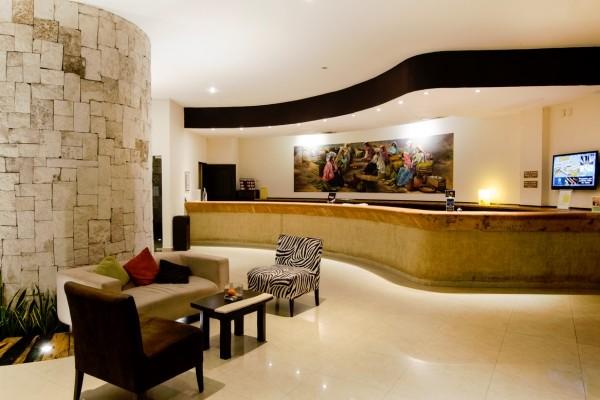 Reception - The Reef Playacar 4* Cancun Mexique