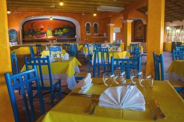 Restaurant - Club Bravo Club Pavoreal 4* Cancun Mexique