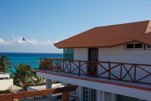 Vue panoramique - Hôtel Adult Only Illusion Boutique 3* Cancun Mexique