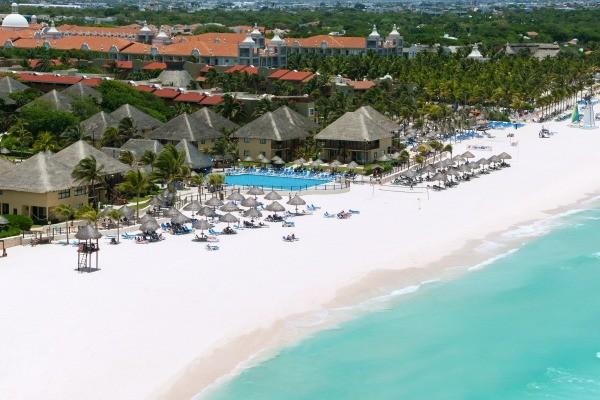 Vue panoramique - Club Allegro Playacar 4*