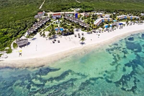 Vue panoramique - Club Bravo Club Pavoreal 4* Cancun Mexique