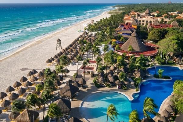 Vue panoramique - Hôtel Iberostar Tucan 5* Cancun Mexique