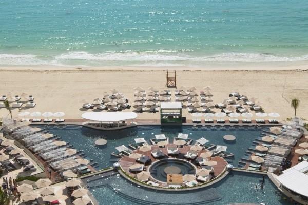Vue panoramique - Melody Maker Cancun 5* Cancun Mexique