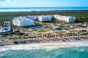 Mexique-Cancun, Hôtel Riu Dunamar