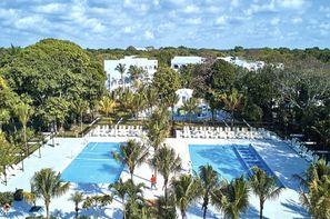 Mexique-Cancun, Hôtel Riu Tequila