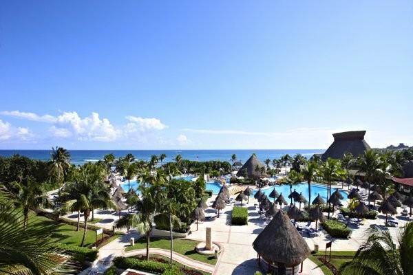 Vue panoramique - Hôtel Gran Bahia Principe Resort, Logement Coba (sans transport) 5* Chacalal Mexique