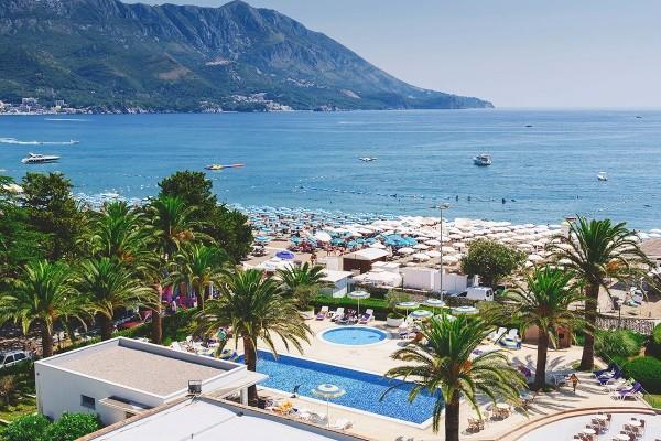 (fictif) - Hôtel Montenegro Beach 4* Podgorica Montenegro