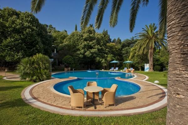 Piscine - Hôtel Rivijera 4* Podgorica Montenegro