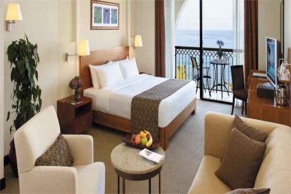 Chambre - Hôtel Sangri-La Barr Al Jissah Resort & Spa Al Waha 5* Mascate Oman