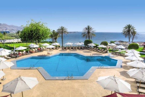 piscine - Crowne Plaza Muscat