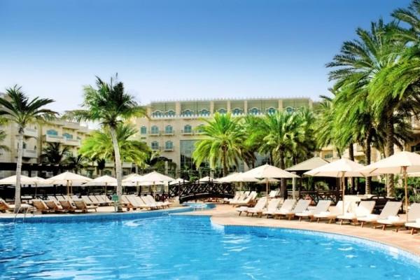piscine - Grand Hyatt Muscat