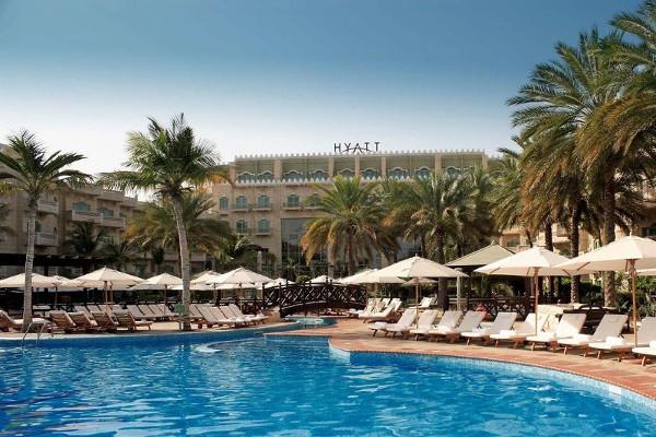 Piscine - Hôtel Grand Hyatt Muscat 5* Mascate Oman
