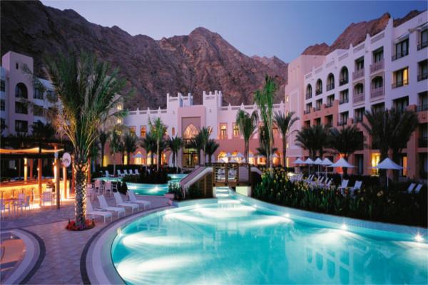 Piscine - Hôtel Sangri-La Barr Al Jissah Resort & Spa Al Waha 5* Mascate Oman