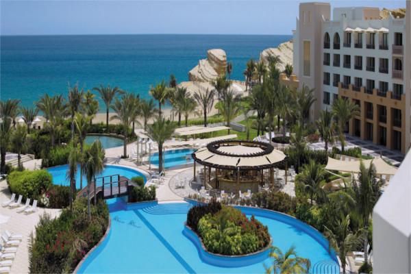 Piscine - Sangri-La Barr Al Jissah Resort & Spa Al Waha