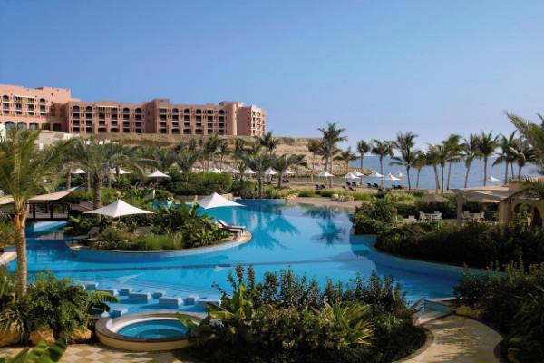 Piscine - Hôtel Shangri-La Barr Al Jissah Resort & Spa Al Bandar 5* Mascate Oman