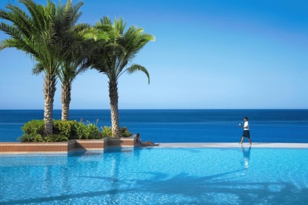 piscine - Shangri-La's Barr Al Jissah Resort & Spa Al Husn