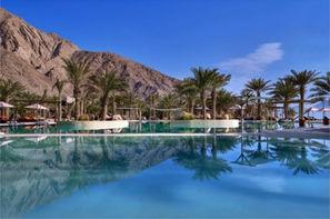 Oman-Mascate, Hôtel Six Senses Zighy Bay