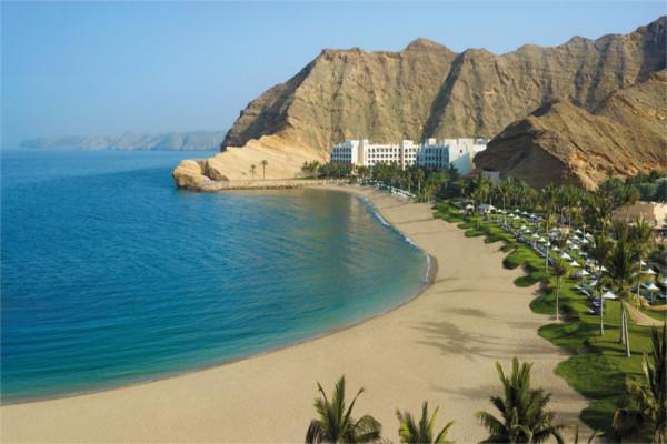 Plage - Hôtel Sangri-La Barr Al Jissah Resort & Spa Al Waha 5* Mascate Oman