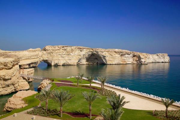 Plage - Hôtel Shangri-La Barr Al Jissah Resort & Spa Al Bandar 5* Mascate Oman