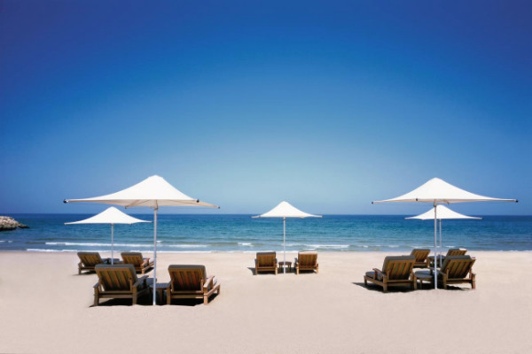 Plage - Shangri-La Barr Al Jissah Resort & Spa Al Bandar
