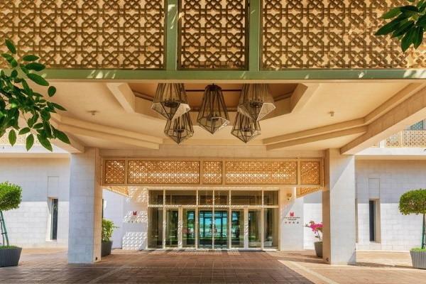 Facade - Club Coralia Oman Millennium Mussanah 4* Muscate Oman