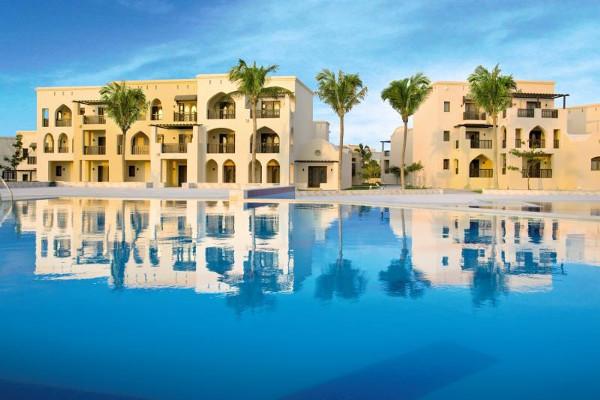 Facade - Hôtel Salalah Rotana Resort 5* Salalah Oman