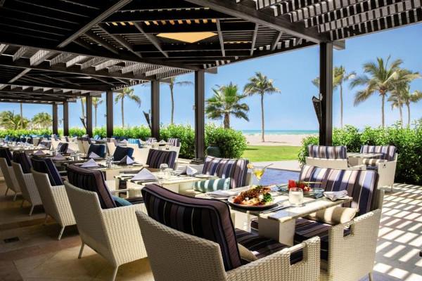Terrasse - Hôtel Salalah Rotana Resort 5* Salalah Oman