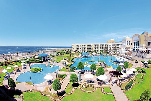Vue panoramique - Club FTI Voyages Mirbat Oman 5* Salalah Oman