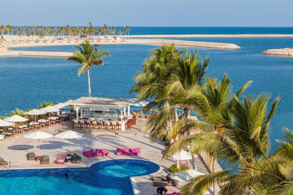 Vue panoramique - Hôtel Bravo Club Salalah 5* Salalah Oman