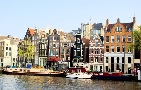 Ville - Movenpick Amsterdam City Center 4* Amsterdam Pays Bas