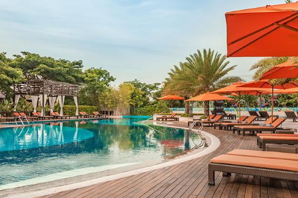 Piscine - Club Kappa Club Crimson Mactan Resort & Spa 5* Cebu Philippines