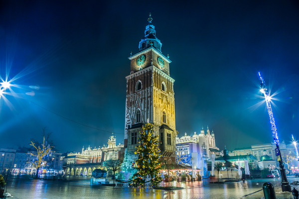 Cracovie Noël