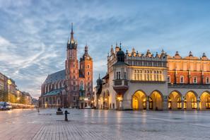 Pologne-Cracovie, Hôtel Saint Sylvestre à Cracovie