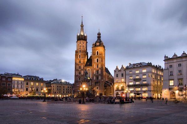Monument - Hôtel Marché de Noël à Cracovie 3* Cracovie Pologne
