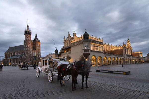 Ville - Hôtel Marché de Noël à Cracovie 3* Cracovie Pologne