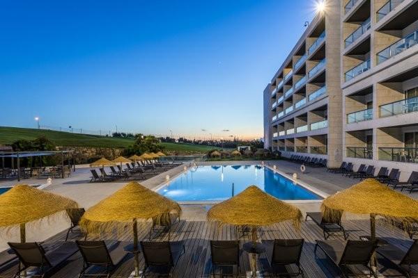 Piscine - Hôtel Aldeia Dos Capuchos Golf & Spa (sans transport) 4* Caparica Portugal