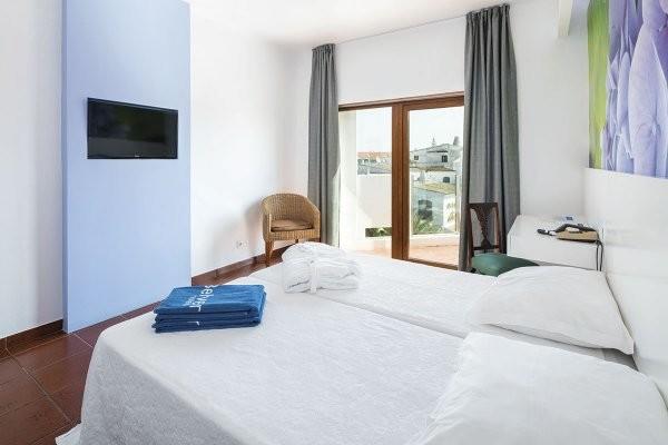 Chambre - Hôtel Da Aldeia 3* Faro Portugal