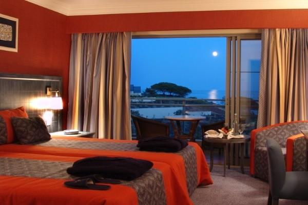 Chambre - Hôtel Grande Real Santa Eulália Resort & Spa 5* Faro Portugal