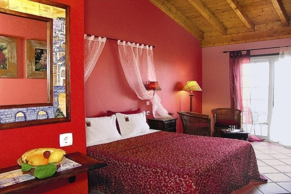 Chambre - Hôtel Quinta do mar da luz 3* Faro Portugal