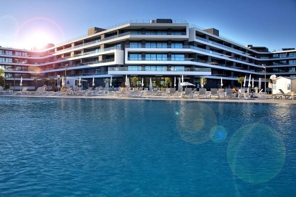 Facade - Club Top Clubs Alvor Baia 4* Faro Portugal