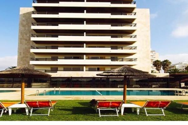 Facade - Club Top Clubs Vau Portimao 4* Faro Portugal