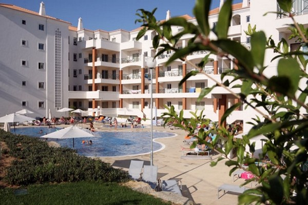 Facade - Hôtel Victoria Sport & Beach Hotel 4* Faro Portugal