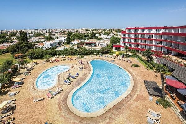 Piscine - Hôtel Da Aldeia 3* Faro Portugal