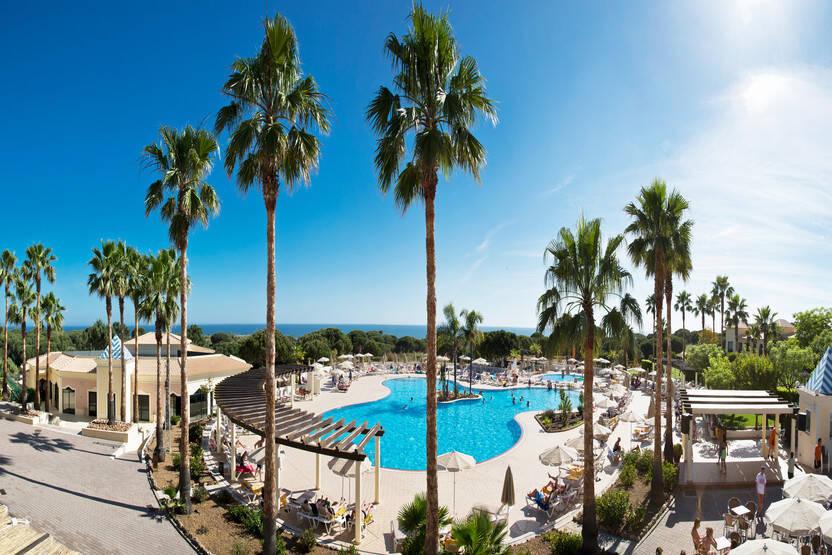 Piscine - Club Framissima Adriana Beach Club Hotel Resort 4* Faro Portugal