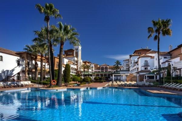 Piscine - Club Framissima Barcelo Isla Canela 4* Faro Portugal