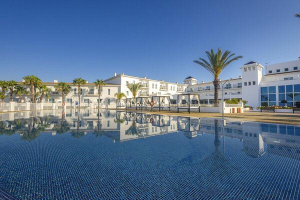Piscine - Hôtel Garden Playanatural & Spa 4* Faro Portugal