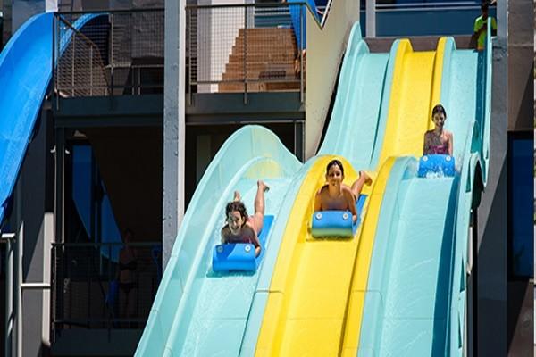 Piscine - Hôtel Jupiter Albufeira Family & Fun 5* Faro Portugal
