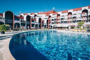 Portugal-Faro, Hôtel Oura Praia